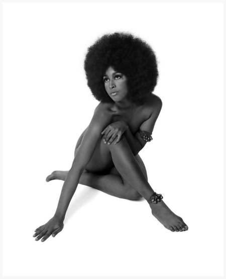 Marsha Hunt 1968 Photo Patrick Lichfield