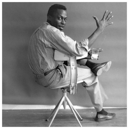 Miles Davis Photo Tom Palumbo