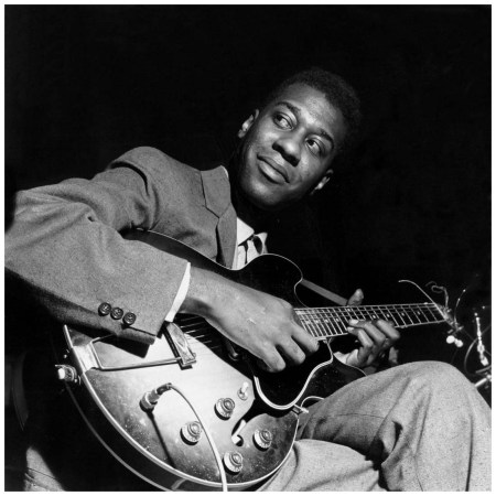 Grant Green - Goin' West (1962) - Photo Francis Wolff