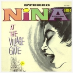 Nina Simone At The Village Gate - Bye Bye Blackbird 1961