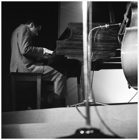 Horace Silver Piano - The Birdhouse - Chicago IL - December 1960