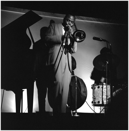 J.J. Johnson - Trombone - The Birdhouse - Chicago - September 1961