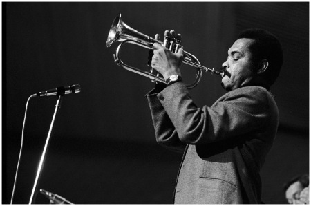 Art Farmer in Hamburg 1971