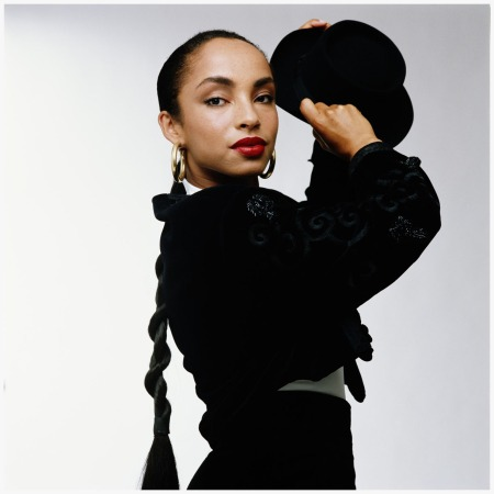 Sade - Photo David Montgomery 1980