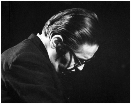 Bill Evans NYC 1968