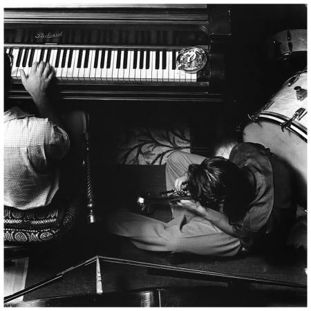 Chet Baker and Teddy Charles