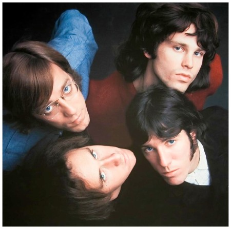 The Doors Photo Joel Brodsky