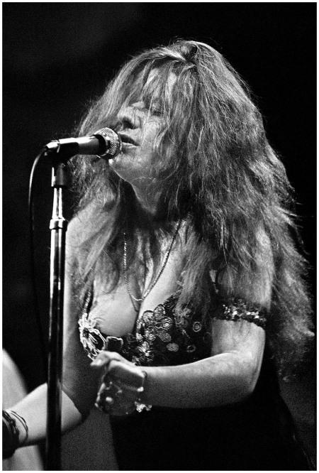 Elliott Landy - Janis Joplin