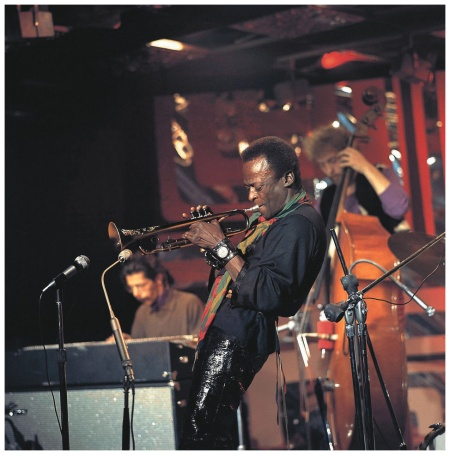 Miles Davis Photo David Redfern