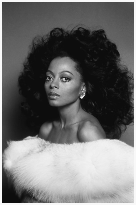 Diana Ross Photo Steve Schapiro
