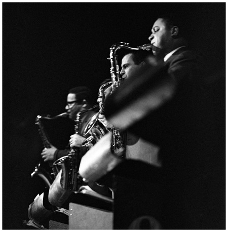 Jerome Richardson - Phil Woods - Oliver Nelson - Birdhouse Jan 1 '61