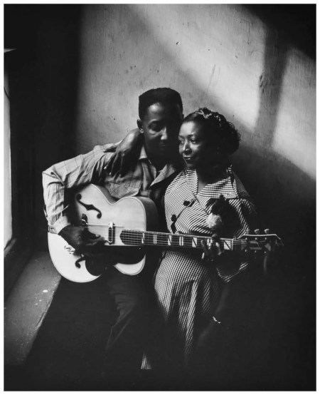 Muddy Waters, 1950 Photo Art Shay