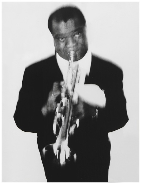 Richard Avedon Louis Armstrong, Newport, Rhode Island, May 3, 1955