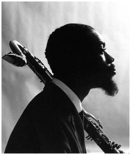 Photo Chuk Stewart (Chuck) - Eric Dolphy 1964