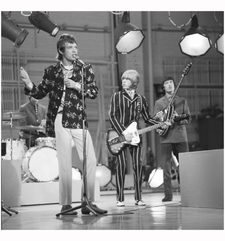The Rolling Stones on The Ed Sullivan Show, 1966