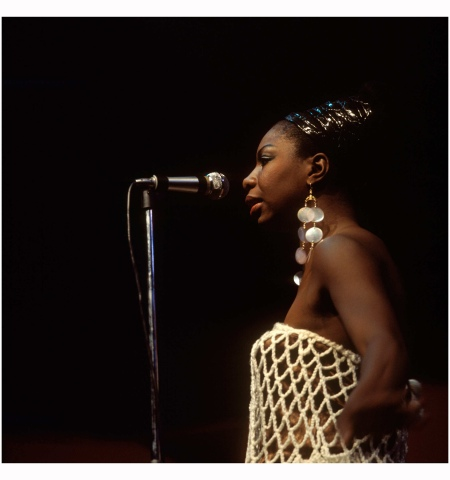 Nina Simone 1967 Photo David Redfern
