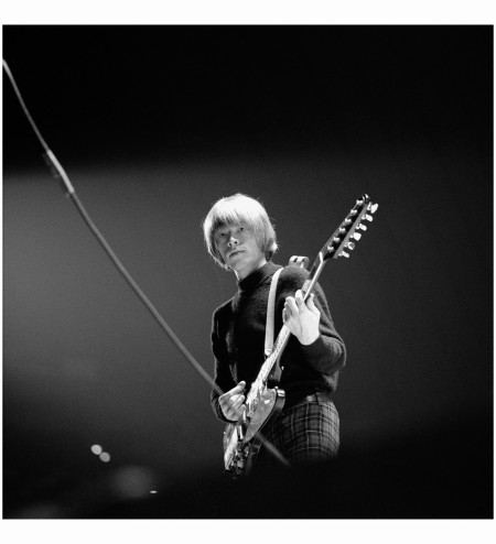 Gered Mankowitz (English, b. 1956) Brian Jones 1965