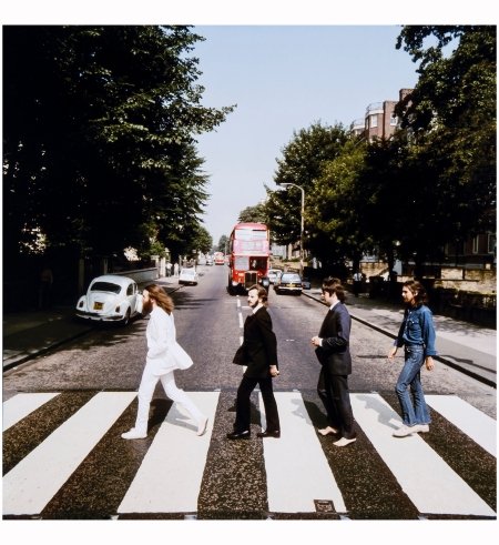 The Abbey Road Session, The Complete Set, 8 August 1969 Photo Iain Macmillan e