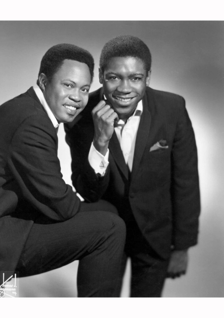 Sam Moore and Dave Prater 1967 Charlie Gillett Collection, Getty